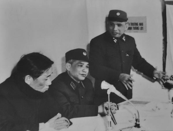 Trung tướng Lê Văn Tri - vị tướng tài thời trận mạc