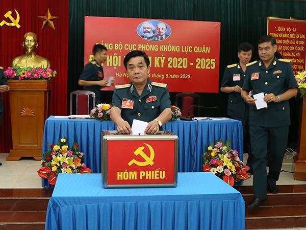 cuc-phong-khong-luc-quan-to-chuc-dai-hoi-dang-bo-nhiem-ky-2020-2025