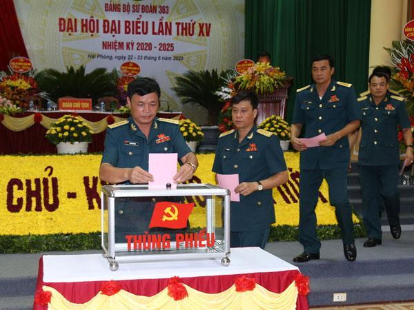dang-bo-su-doan-363-to-chuc-thanh-cong-dai-hoi-dai-bieu-dang-bo-lan-thu-xv-nhiem-ky-2020-2025